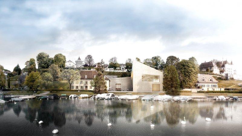 Nyon: le Conseil communal lève l'opposition à l'extension du Musée du Léman