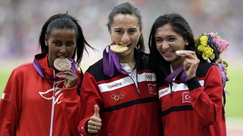 Dopage: la championne olympique turque Alptekin suspendue à vie