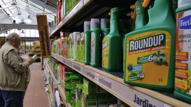 Agriculture: le glyphosate sera interdit en France d'ici 2022