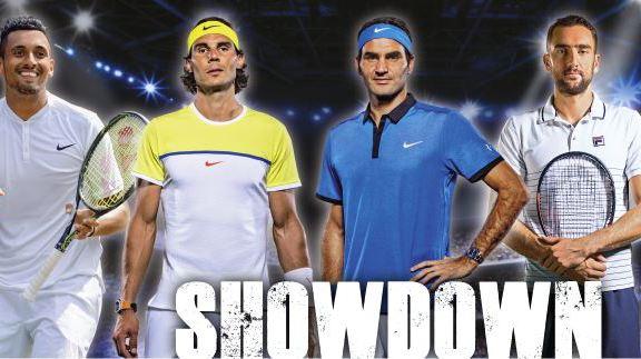 La présence de Federer et Nadal a été confirmée.