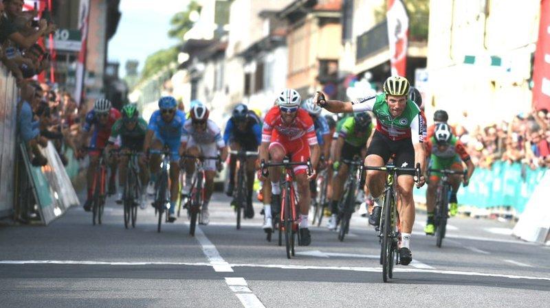 Michael Albasini vainqueur de la semi-classique italienne Coppa Agostoni
