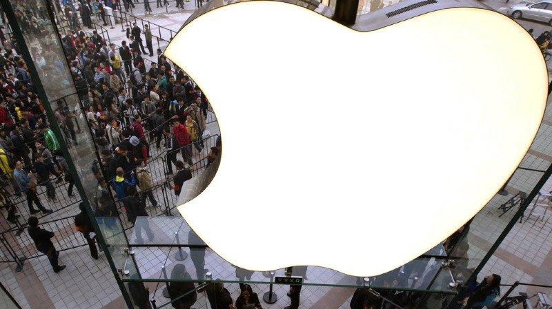 La valeur de la marque Apple a gagné 3% à 184,154 milliards de dollars (177,7 milliards de francs). (illustration)