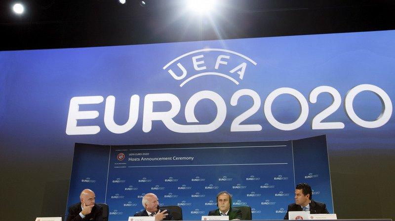 Football: l'UEFA envisage une alternative au stade de Bruxelles, prévu pour l'Euro 2020