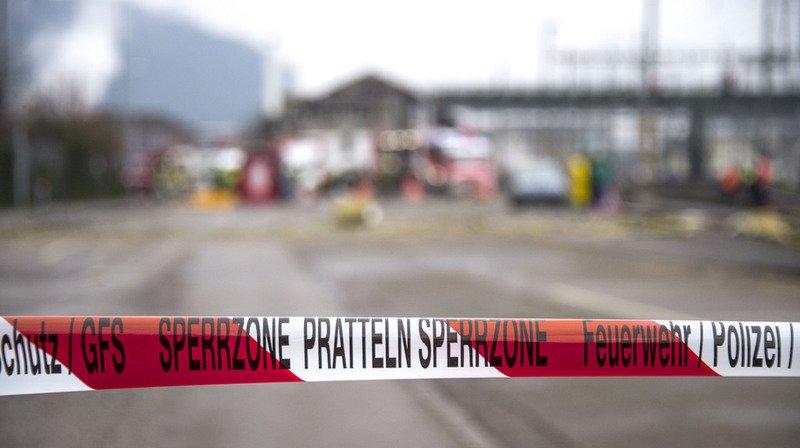 Bâle: incendie dans une école secondaire, plus de 280 élèves évacués