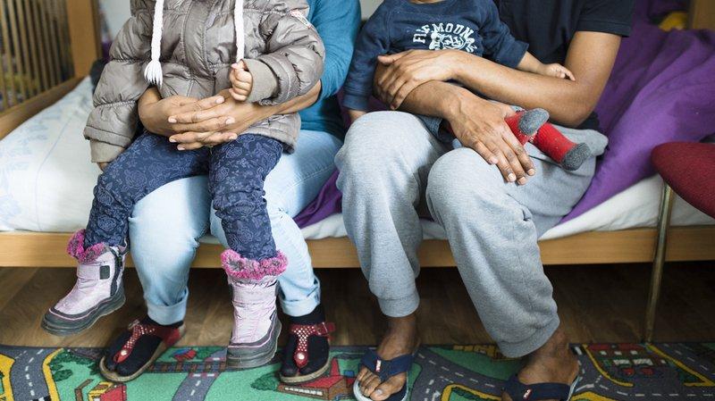 Crise migratoire: le nombre de réfugiés en Suisse est en baisse