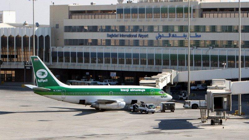 Une fermeture prolongée du trafic aérien aurait des conséquences dramatiques car un grand nombre d'étrangers travaillent au Kurdistan. (illustration)