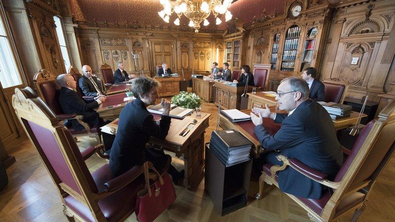 Le Conseil fédéral n'a jamais autant parlé français depuis l'élection de Guy Parmelin en 2015.