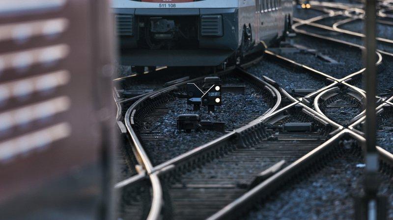 Vaud: le trafic interrompu sur la ligne ferroviaire entre Lausanne et Genève a été rétabli