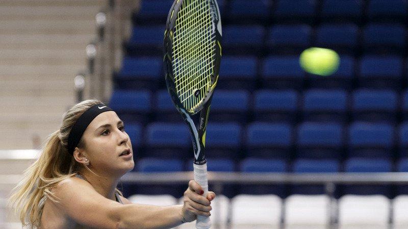 ITF à St-Pétersbourg: retour gagnant pour Belinda Bencic