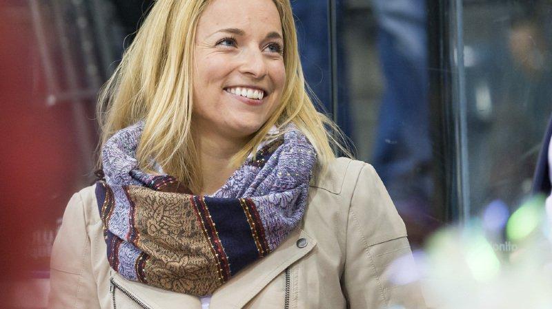 Ski alpin: Lara Gut vise de nouveau les sommets après sa blessure aux Mondiaux de Saint-Moritz