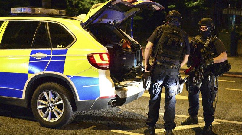 Grande-Bretagne: sept attentats terroristes déjoués sur les sept derniers mois