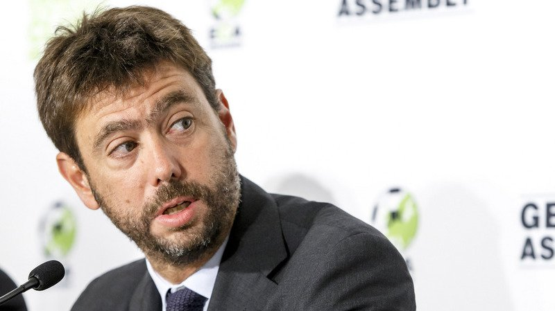 Football: président de la Juve suspendu un an