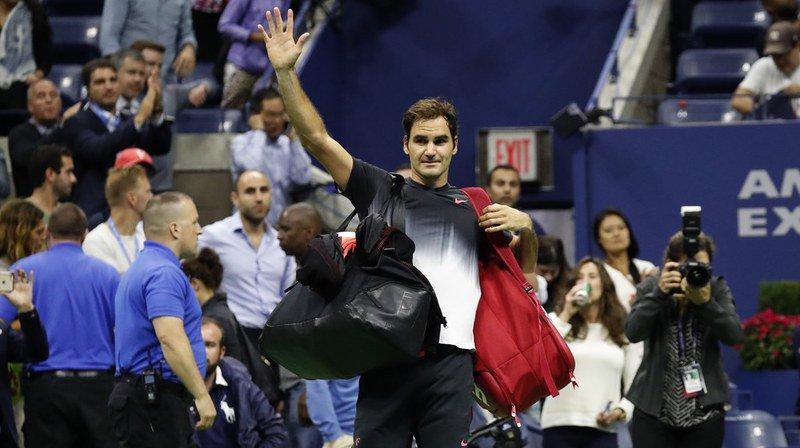 Federer n était pas trop déçu après son élimination subie en quart de finale  de 6ce69006ae71