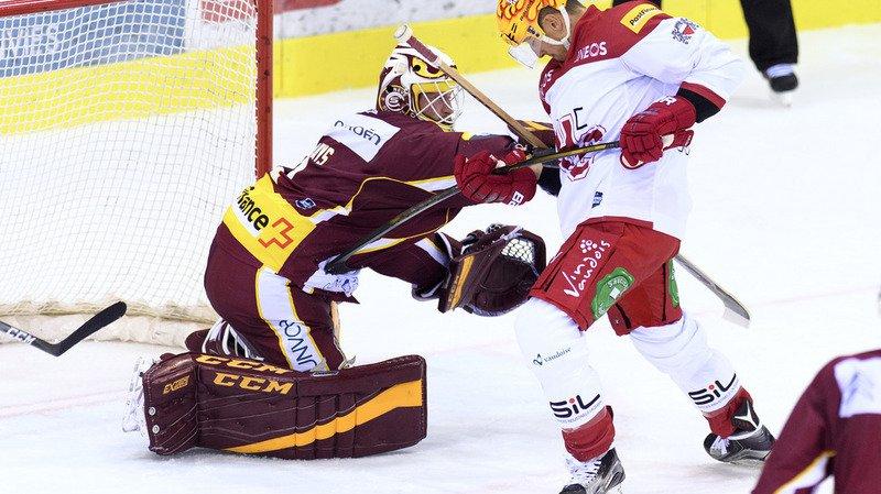 Genève-Servette a dominé Lausanne 3-1