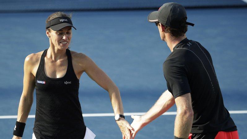 US Open: Martina Hingis remporte son 24e titre du Grand Chelem