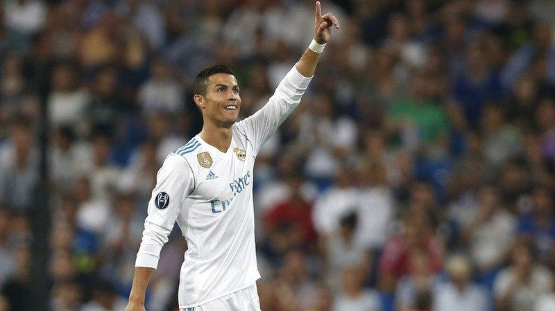Face à l'APOEL Nicosie, Cristiano Ronaldo s'est offert un doublé.