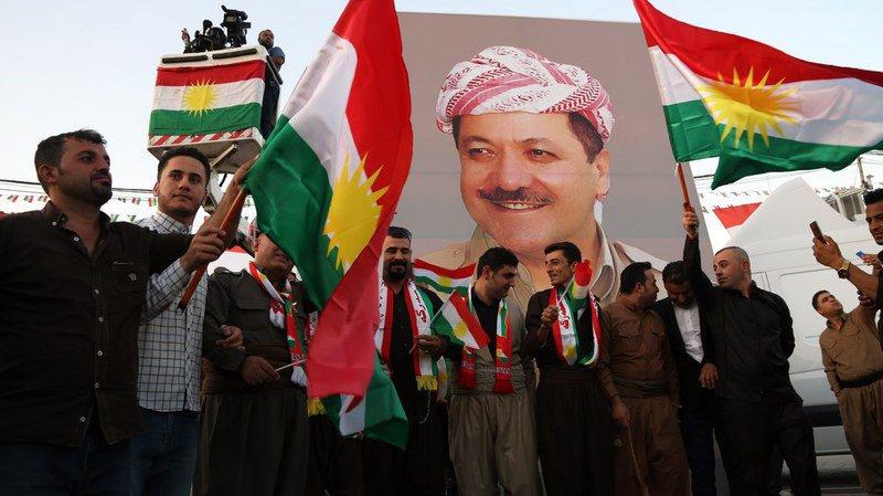 L'Iran opposé à une possible indépendance du Kurdistan irakien
