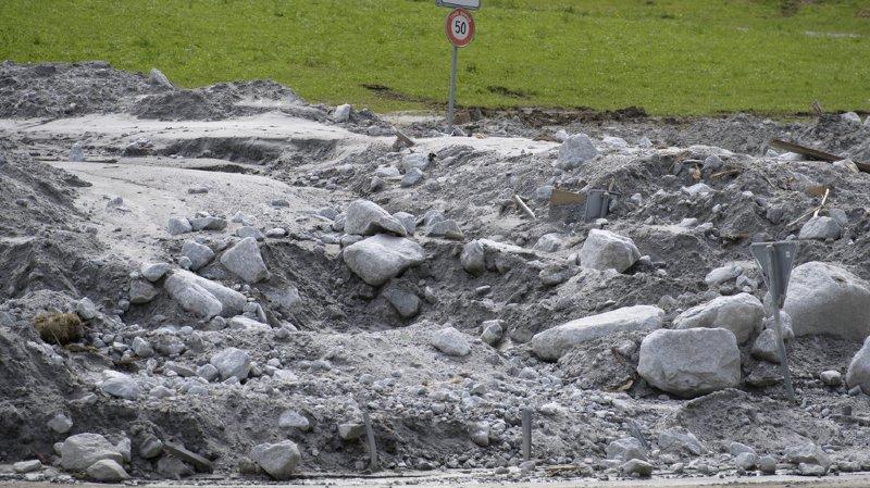 Éboulements aux Grisons: la route du Val Bregaglia est à nouveau ouverte 24 heures sur 24