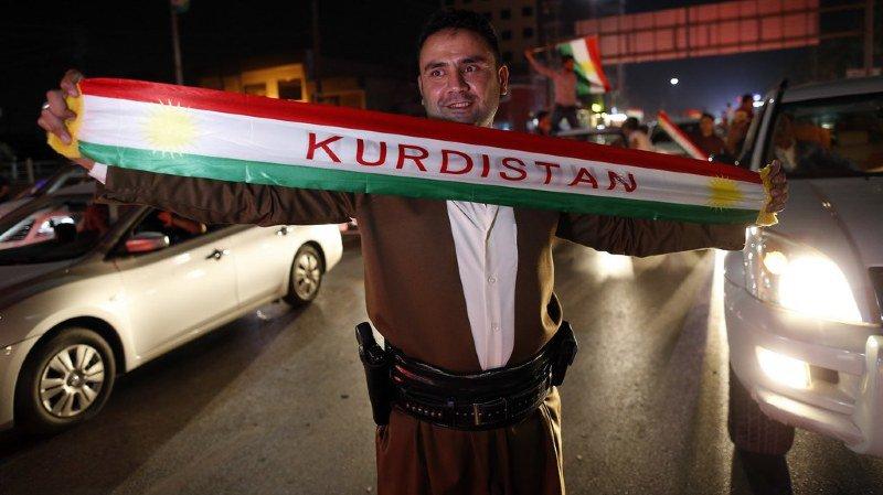 Le scrutin a été vivement dénoncé par le pouvoir central irakien et les pays voisins.