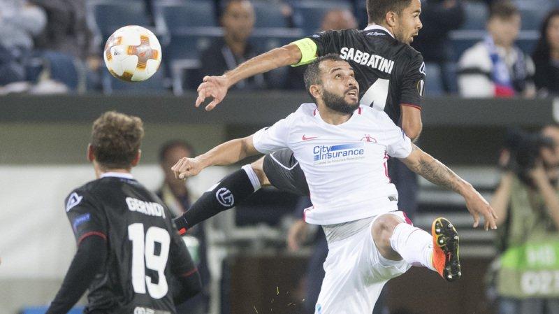 Europa League: cruelle défaite pour le FC Lugano qui s'incline 2-1 face au Steaua Bucarest