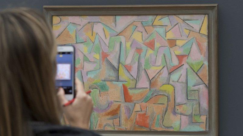 Culture: une centaine d'œuvres abstraites de Paul Klee exposées à la Fondation Beyeler