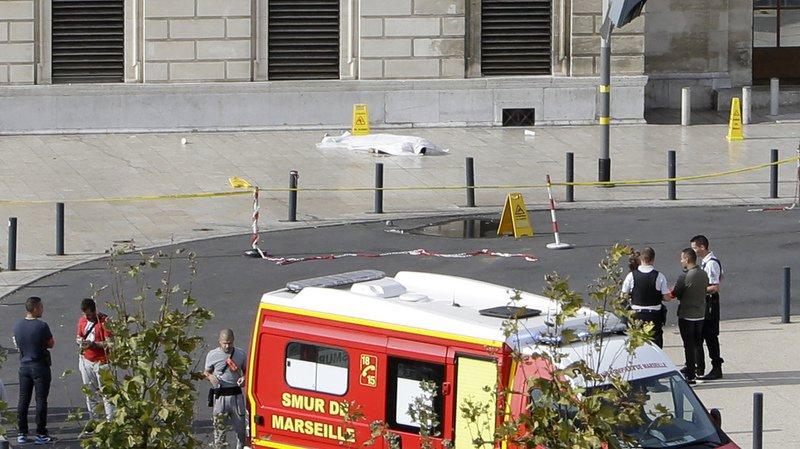 Attaque au couteau à Marseille: deux femmes tuées, l'assaillant abattu