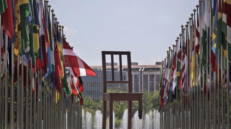 """Palais des Nations à Genève: dernière journée """"portes ouvertes"""" avant sa rénovation"""