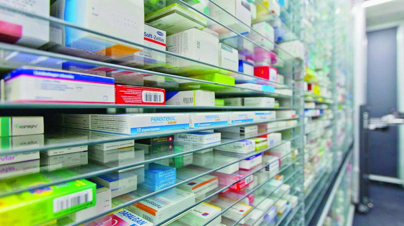 Berne va serrer la vis  aux contrefaçons de médicaments