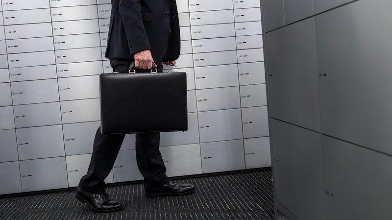 L'initiative veut cimenter dans la Constitution le secret bancaire pour les contribuables.