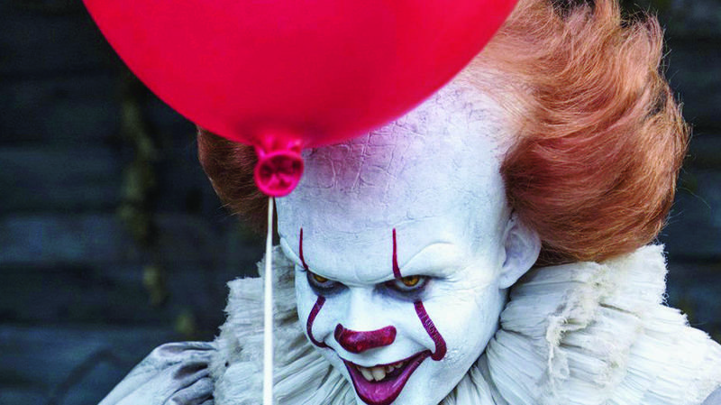 Le clown tueur est de retour…