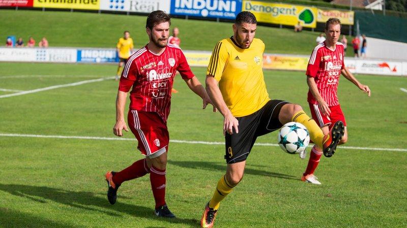 En patron, le Stade Nyonnais s'impose contre le leader Kriens