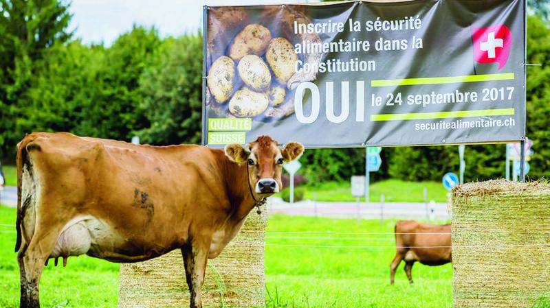 Large soutien à l'agriculture indigène