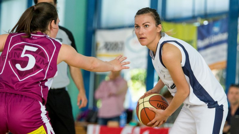 Aurélie Girardet et les Nyonnaises ont battu Blonay.