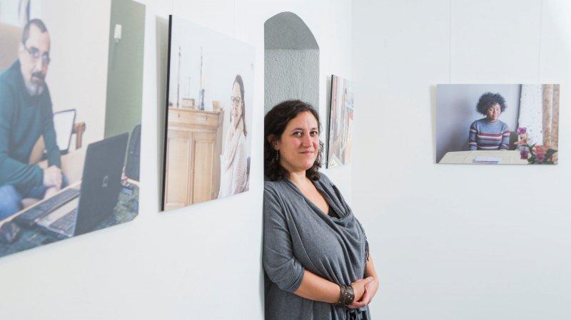 Des portraits pour donner des visages à l'aide sociale