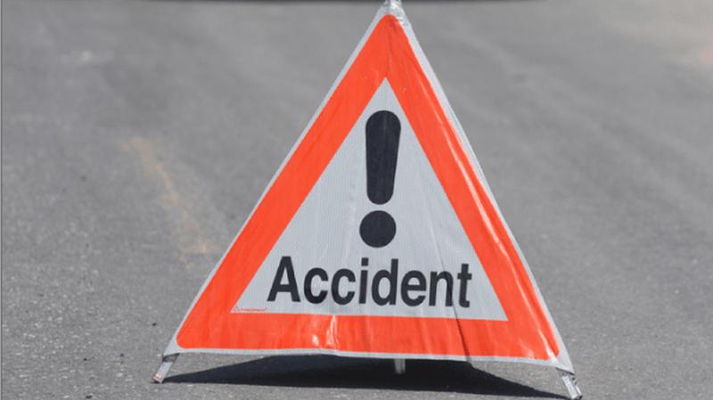 L'accident a eu lieu jeudi après-midi.