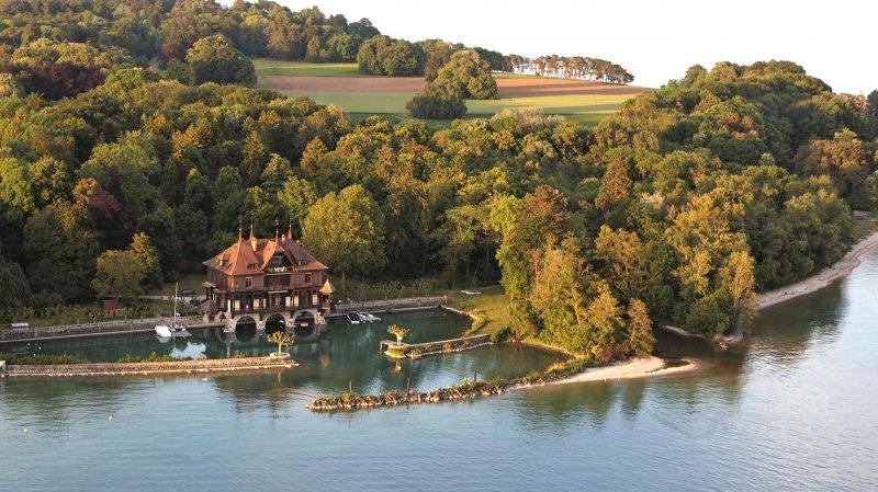 Le Château de Promenthoux a été vendu