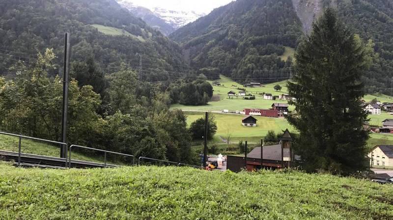 Crash d'un petit avion dans le canton de Glaris: les victimes sont deux Allemands