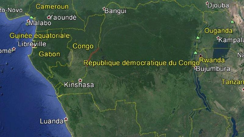 L'appareil s'est écrasé samedi matin à une centaine de kilomètres à l'est de Kinshasa.