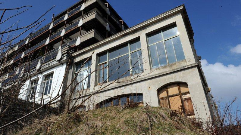 Après dix ans, la commune de Saint-Cergue a récupéré une partie des montants engagés dans le conflit qui l'oppose aux anciens propriétaire du Grand-Hôtel.