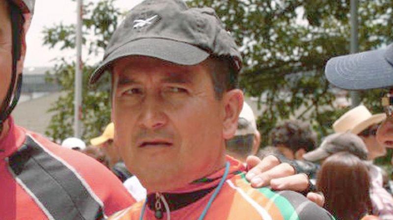 L'ex-cycliste Lucho Herrera victime d'un cancer de la peau