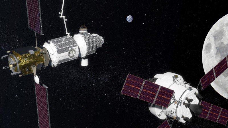 Espace: la Russie et la NASA mettront ensemble des hommes en orbite autour de la lune