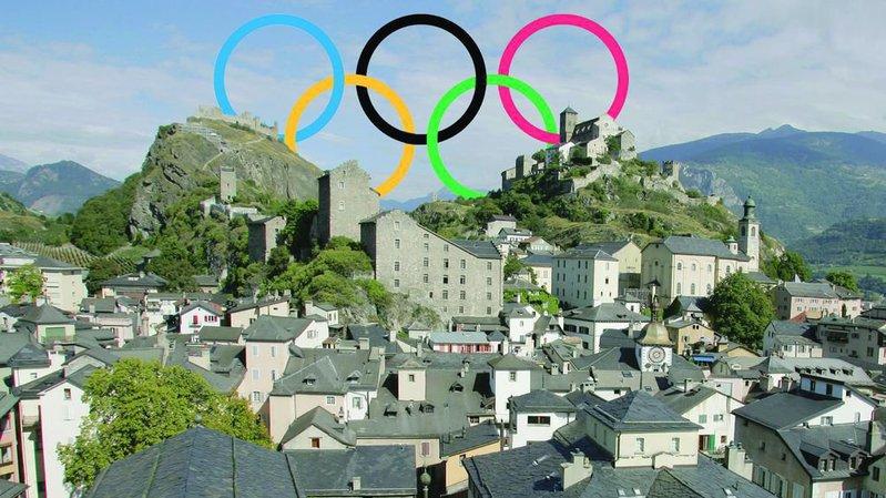 Jeux Olympiques d'hiver: le Conseil fédéral soutient Sion 2026 à hauteur d'un milliard