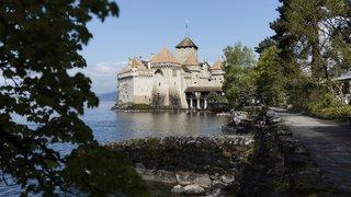 Record de fréquentation en 2017 au Château de Chillon (VD)