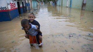 """Des îles ravagées par les ouragans réclament l'aide des pollueurs """"fautifs"""""""