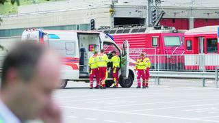 Une collision fait plus de trente blessés