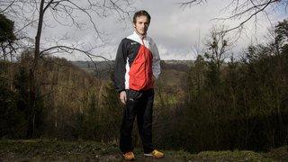 Nathan Dugast, vice-champion suisse du 5000 mètres