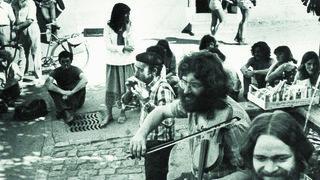 Et Nyon accueillit les hippies