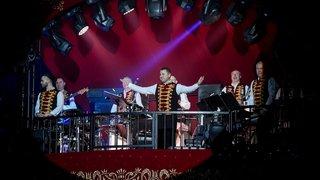Nyon: rencontre avec les musiciens du cirque Knie