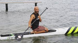 Steeve Fleury dans le top 20 des Championnats du monde de Stand Up Paddle