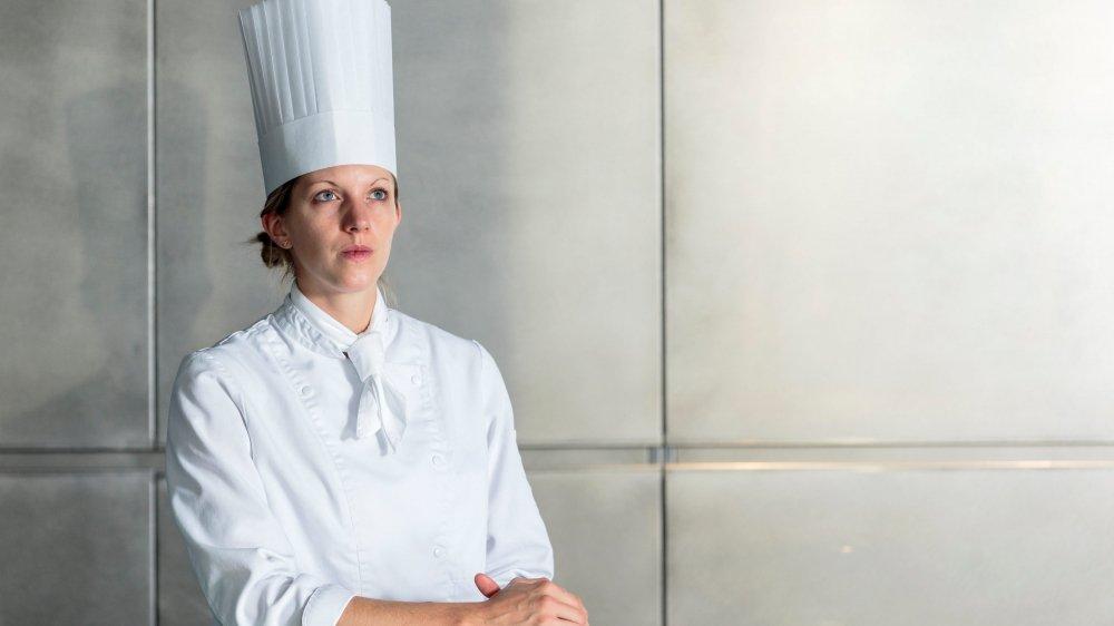 Elodie Jacot-Manesse s'occupe de donner les cours à l'Académie de cuisine depuis le mois dernier.